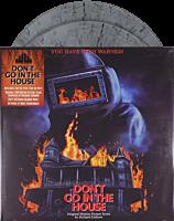 "Don't Go In The House - Original Motion Picture Soundtrack by Richard Einhorn 2xLP Vinyl Record (""Steel & Smoke"" Coloured Vinyl)"