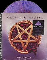 Gretel & Hansel - Original Motion Picture Soundtrack by ROB LP Vinyl Record (Purple & Red Marble Splatter Coloured Vinyl)