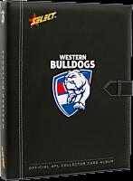 AFL Football - 2021 Select AFL Western Bulldogs Club Logo Album