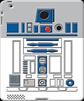 Star Wars - R2-D2 iPad 2, 3 Cover