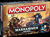 Monopoly - Warhammer 40K Edition Board Game