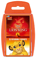 Top Trumps - The Lion King Card Game