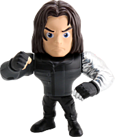 "Winter Soldier 4"" Metals Die-Cast Action Figure"