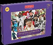 Royal Family - HM Queen Elizabeth II 1000 Piece Jigsaw Puzzle