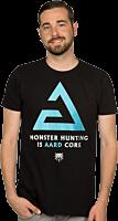 The Witcher: Wild Hunt - Aard Core Premium T-Shirt