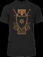 The Witcher: Wild Hunt - For Nilfgaard Premium T-Shirt Main Image