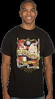 The Witcher: Wild Hunt - Passiflora Premium T-Shirt