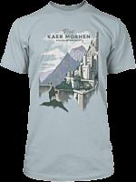 The Witcher: Wild Hunt - Visit Kaer Morhen Premium T-Shirt Main Image