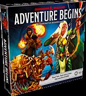 Dungeons & Dragons - Adventure Begins Board Game