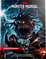 Dungeons & Dragons - Roleplaying Game Monster Manual