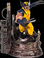 X-Men - Wolverine 1/4 Scale Diorama Statue by Iron Studios