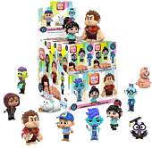 Ralph Break The Internet - Mystery Minis Blind Box (Display of 12) by Funko.