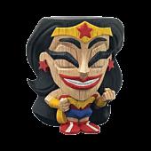 """Wonder Woman - Wonder Woman Teekeez 3"""" Vinyl Figure    Popcultcha"""
