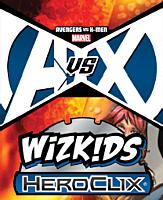 Heroclix - Marvel Avengers vs X-Men - X-Men Starter Pack