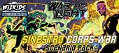 Heroclix - DC Comics -  War of Light Sinestro Corps War Scenario Pack