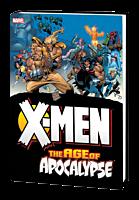 X-Men: Age of Apocalypse - Omnibus Hardcover Book (DM Variant Cover)