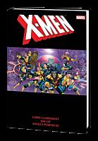 X-Men - X-Men by Chris Claremont & Jim Lee Omnibus Volume 02 Hardcover Book (DM Variant Cover)