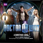 Doctor Who - A Christmas Carol Original TV Soundtrack CD (Single Disc)