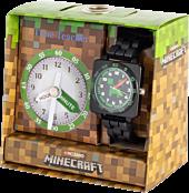 Minecraft - Time Teacher Watch (One Size)