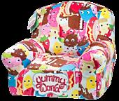 "Plush 18"" Yummy World Chair"