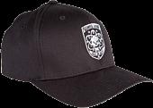 Call Of Duty - Black Ops Zombie Labs Black Flexfit Hat L/XL