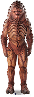 Doctor Who - Zygon Cut Out Standee